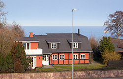 <b> overnatning Bornholm </b>    -  Sommerperle