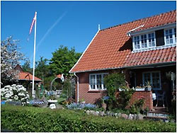 -  Bed & Breakfast i Melsted
