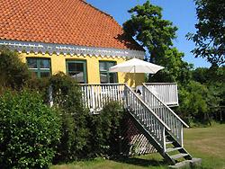 Ferienhaus - Ferienwohnung - Südbornholm    -  BODERNE FERIE