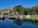 Bornholm: Folkemøde overnatning Sommerhus, Feriehus, Hotel, Pension  -  Rutsker Feriecenter