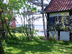 Holiday cottages bornholm  -  Anse Tollet