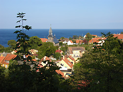 Holiday cottages bornholm  -  Victoria Glas - Feriebolig