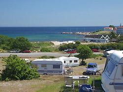<b> overnatning Bornholm </b>    -  Sandvig Familie Camping