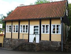<b> overnatning Bornholm </b>  -  Gudhjem by