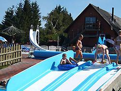 <b> overnatning Bornholm </b>    -  Lyngholt Familie Camping