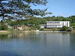 Bornholm: Folkemøde overnatning Sommerhus, Feriehus, Hotel, Pension  -  Ferielejlighed ved Hammersø