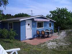 Bornholm: Folkemøde overnatning Sommerhus, Feriehus, Hotel, Pension  -  Strandhytten - Boderne