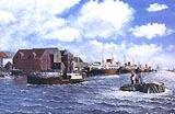 gallerier, Kunst, Kunstner und Kunsthaandvaerk - Bornholm  - Gallerie Maritime